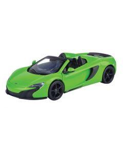 Motor Max 79326 McLaren 650S Spider 1/24
