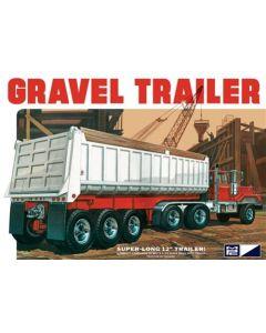 MPC823 3 Axle Gravel Trailer 1/25