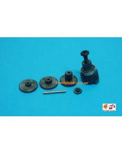 Multiplex 893278 Gear Set Servo Nano Pro KARBONITE