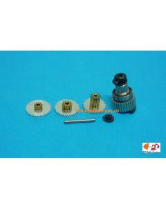 Multiplex 893279 Gear Set Servo Nano Pro MG