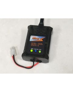 GT power N802 Charger Nimh/Nicad 4-8 cell 2amp/ 240v input, Tamiya Connector