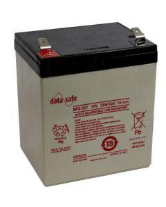 Genesis NPX-25T Sealed Rechargeable lead Acid Battery