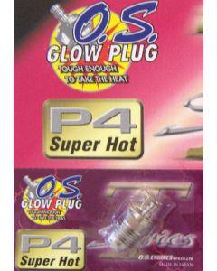 OS 71641400 GLOW PLUG P4 (SUPER HOT) TURBO(Replaced OS P6)