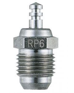 OS 71642060 GLOW PLUG RP6 HIGH PERFORMANCE HOT PLUG FOR ON ROAD