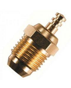 OS 71642720 O.S. Speed P3 Glow Plug (Ultrahot) Gold