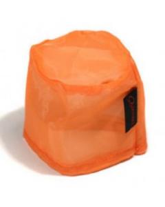 Outerwears 20-2265-05 PRE-FILTER w/TOP for HPI BAJA, BAJA 5SC & STD FG (Orange)