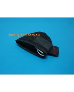 Outerwears 20-2291-01 Pre-Filter black (Losi 8 stock,Revo3.3)