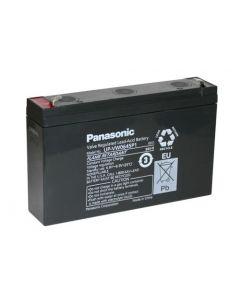 Panasonic UP-VW0645P1 Valved Regulated Lead-Acid Battery 6V