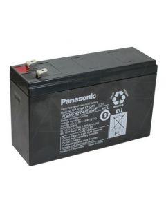 Panasonic UP-VWA1232P1 Valved Regulated Lead-Acid Battery 12V