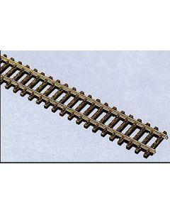 Peco SL-300 N Gauge Flexible Track Code 80 Nickel Silver Rail (Wooden Sleeper Type Track)