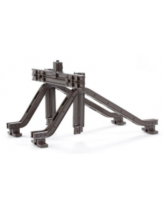 Peko SL-40 Buffer Rail Built Kit H0/00 Scale