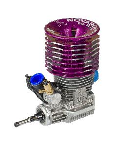 Novarossi  Plus28 Truggy Racing Engine 7 Ports, Turbo