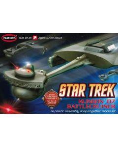 Polar Lights 806 STAR TREK Klingon D7 Battlecruiser 1/1000