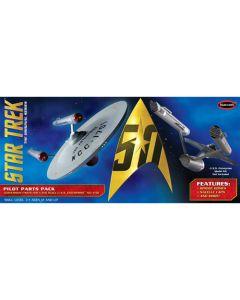 Polar Lights MKA018 Star Trek TOS U.S.S. Enterprise Pilot Parts Pack 1/350