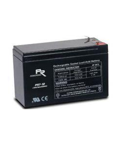 Power Road PR7-12 Valved Regulated Lead-Acid Battery 12V