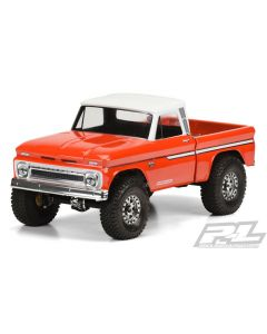 Proline 3483-00 1966 Chevrolet C-10 Clear Body (Cab & Bed) 1/10