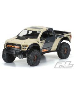 Proline 3516-00 2017 Ford F-150 Raptor Clear Body 1/10