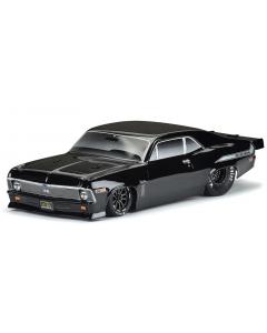 Proline 3531-18 1969 Chevrolet Nova Tough-Color (Black) Body (1/10 Short-Course)