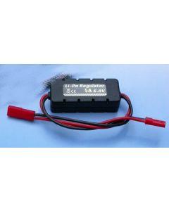 Prolux 1422 Li-Po REGULATOR 6.0V-5A