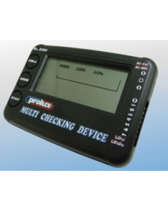Prolux 2721 Voltage Meter 1-7 Cell Lipo