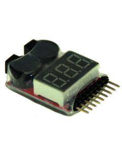 Radient RDNA0326 LIPO MONITOR / ALARM (Low Voltage Siren)