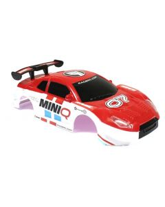 Rage RGRC2440 Painted and Decorated Body, Mini Q 1/24