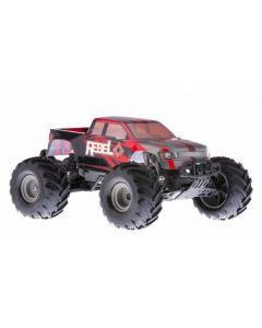 Redback Monster Truck 2WD Brushed, 2.4GHz 1/10