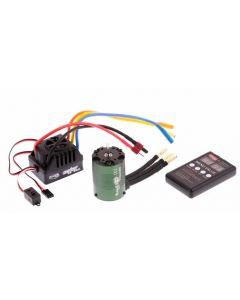 Redback RBBC110 Bruskless CAR PKG 1/10 WATERPROOF MOTOR & ESC