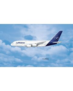 Revell 03872 Airbus A380-800 Lufthansa New Livery 1/144