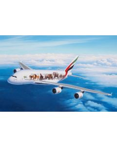 Revell 03882 Emirates A380-800 United for Wildlife Aircraft Model 1/144
