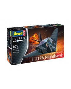 Revell 03899 F-117 Stealth Fighter 1/72