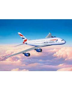 Revell 03922 Airbus A380-800 British Airways 1/144