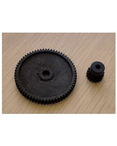 River Hobby 10968 Steel Gear 65T 48P (4mm Shaft)