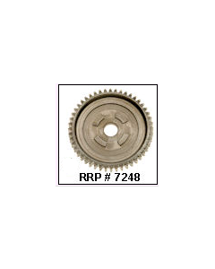 Robinson Racing 7248 Savage X 4.6 Hardened Steel Spur Gear 48T (Compatible HPI-77094, Hop-up HPI-76937)