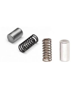 Force RS20  PINS & PRESSURE SPRINGS (RS18A+B & RS19A+B)