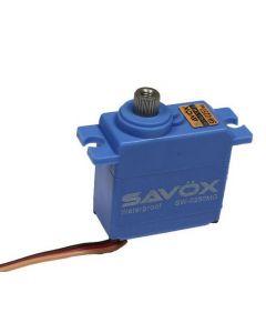Savox SW-0250MG Waterproof Micro Digital Servo .11/69@6V, Ideal for Traxxas 1/16 Scale