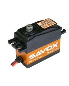 Savox SB-2270SG Monster Torque Steel Gear HV Digital Servo