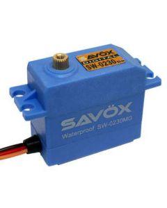 Savox SW-0230MG Waterproof Digital Servo Metal Gear