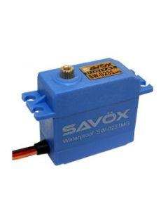 Savox SW-0231MG Waterproof Standard Digital Servo 15K.07