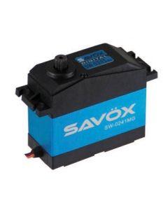 Savox SW-0241MG 1/5 Waterproof HV Servo 40KG @ .17