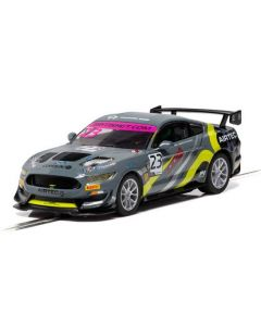 Scalextric C4182 Ford Mustang GT4 - British GT 2019  1/32