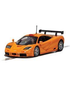 Scalextric C4102 McLaren F1 GTR - Papaya Orange 1/32