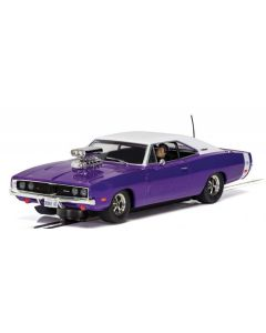 Scalextric C4148 Dodge Charger R/T - Purple  1/32