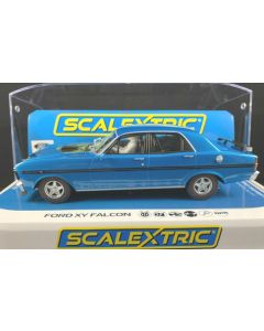 Scalextric C4171 Ford XY Falcon GTHO Phase III Electric Blue 1/32