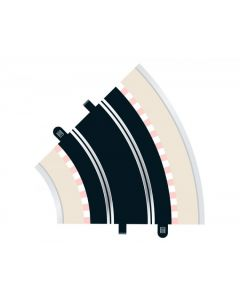 Scalextric C8206 Radius 2 Curve 45° (2pcs)