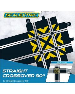 Scalextric C8210 Straight Crossover 90°
