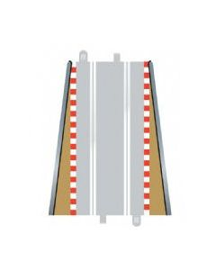 Scalextric C8233 Lead in / Lead Out Borders x 2