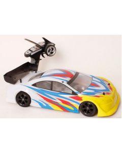 Top Gear RC Shadow Roto 1/10 Touring Car 4WD, .18 Egine  GP RTR