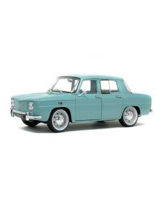 Solido S1803601 1967 Renault 8 Major Bleu Clair 1/18