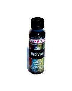 Spaz Stix 15100 Red Vino Hard Anodized Metal Airbrush Paint 2oz